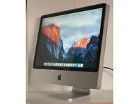Apple iMac 24inch 320GB 2.4GHz 2GB Ram