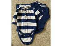 Baby boy clothes mainly from next