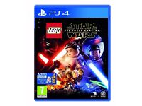 Lego Star Wars PS4 - used once