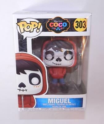 Miguel - Disney Pixar Coco #303 - Funko Pop Figure *New in Box*
