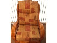 Cushions from cane furniture ideal for Pallet Chairs