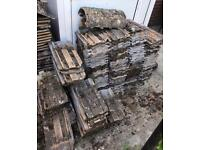 Redland 49 roof tiles (used)