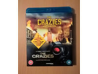 The Crazies 1973 original/The Crazies 2010 remake (2-disc Blu Ray & Dvd)