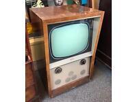 1940's/50's Television- Retro/Vintage