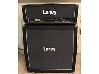Laney GH100 Head + Cab