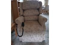 Lift and Recline Cosi chair electric armchair