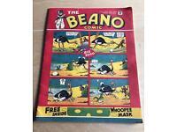 Reprint Beano, 1st comic - July 1938