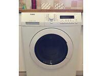 AEG Washer Dryer L75480WD