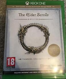 The Elder Scrolls Online for Xbox One.