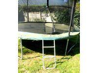 Jump king trampoline