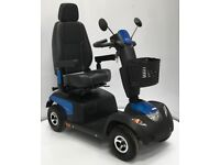 INVACARE COMET PRO 2017 Large full suspension 8mph mobility scooter