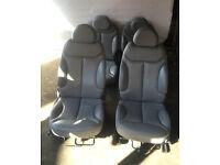 Citroen C2 LEATHER HEAT SEATS SET