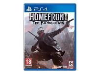 Homefront The Revoloution Ps4