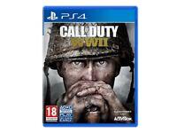 Call of Duty: WW2 PS4