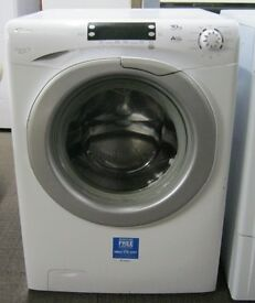 Candy large capacity 10kg Washing Machine, 1400 Spin, inc 6 month cover
