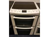 £190 Zanussi 60cm Cooker - 12 Months Warranty