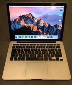 MacBook Pro - Retina display, 13-inch, Mid-2014 - JetDrive 128GB storage and case included