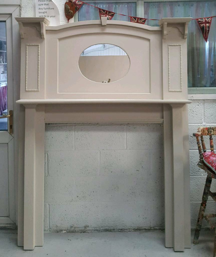 large tall edwardian fire surround 6ft tall can deliver