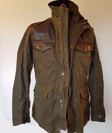 """Barbour x Land Rover 'Traveller' Jacket - Brand New with Tags- Size Large 42.5"""" Chest"""
