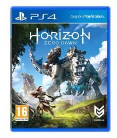 Horizon Zero Dawn - PS4 - Like New