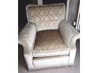 Vintage antique armchair. Delivery available.