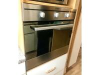 Indesit integrated electric oven