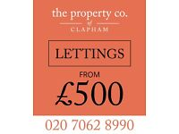 Fast and cheap lettings service (from £500)