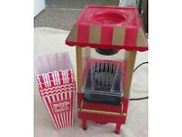 Popcorn Maker With 6 Popcorn Containers