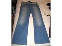 Marks and Spencer's Women's Jeans 12 Long - SG5 Area