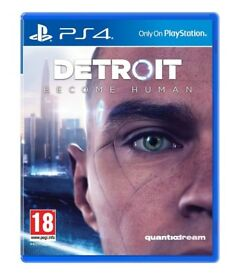 Brand New & Sealed Detroit: Become Human (PS4)