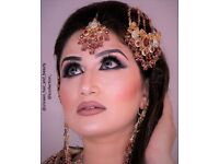 Indian/Pakistani Bridal Hair and Makeup by Shireen Ali