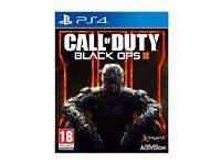 Call of Duty BLACK OPS III 3 - PS4 game (CoD)
