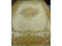 Large Indian Carpet Rug