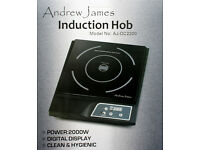 Andrew James Induction Hob model AJ-DC2200