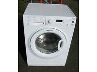Hotpoint WMPF742P 7Kg 1400 Spin Aquarius Washing Machine in Polar White