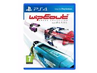 Brand new sealed ps4 WipEout Omega Collection