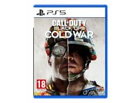 Sony PlayStation 5 PS5 Console + Call of Duty: Black Ops Cold War