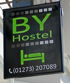 Beds from just £10 per night - ALL Bills included - NO Contract to sign - NO References required