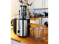 Andrew James 850w Power Juicer + 1L jug
