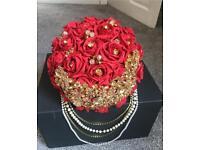 Bridal bouquet / wedding bouquet / rose bouquet / flower bouquet EXCELLENT CONDITION