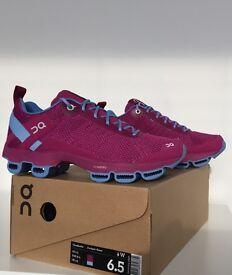 New Women running trainers size 4.5