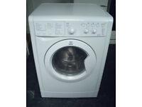 Indesit IWDC6143 1400rpm Washer Dryer, Washing machine