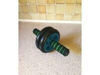 Abs roller wheel / hardly used brand new sale for only £5