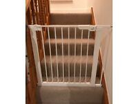 (Sold!!!!) Stair gate X 2