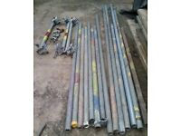 scaffolding bars x14 only[near offer]
