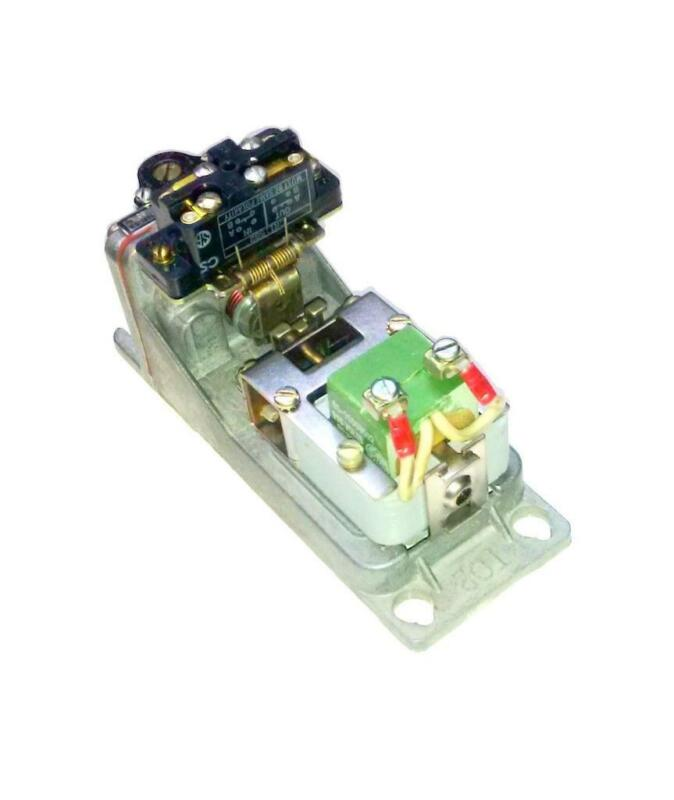 New General Electric Pneumatic Time Delay Relay