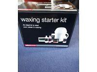 Salon waxing kit