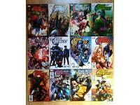 Young avengers full set comics #1-#12