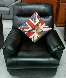 As new recliner chair can deliver 07808222995