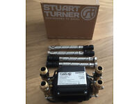 Stuart Turner Monsoon 2.0 Bar Twin Impeller Positive Head Shower Pump 46415